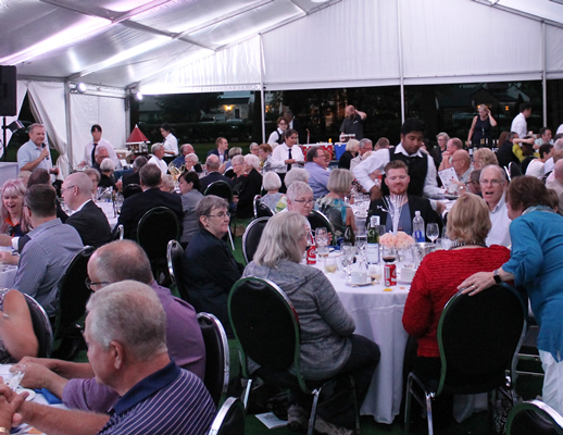 Cuisine and Spirits Garden Party