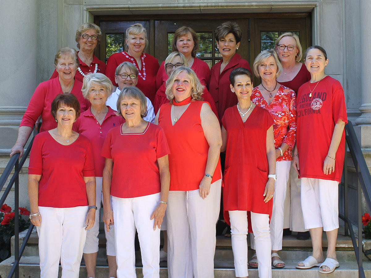2018 Womens Auxiliary