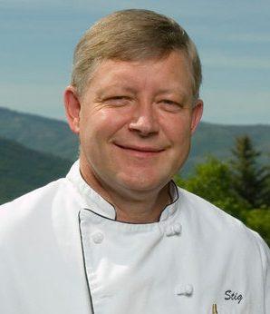 Chef Stig Hansen